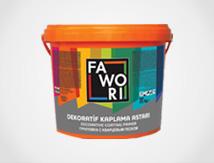 Fawori Dekoratif Kaplama Astarı
